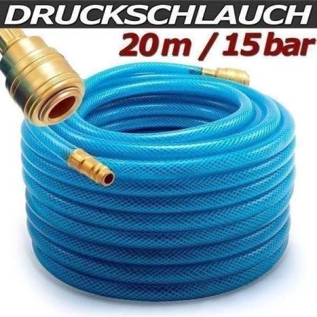 Druckluftschlauch 20m 15bar