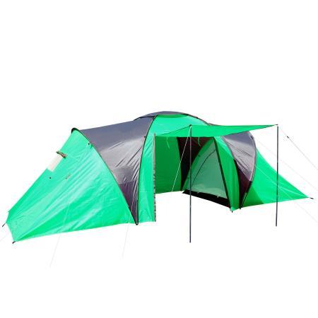 Campingzelt Igluzelt Loksa für 6 Personen ~ grün