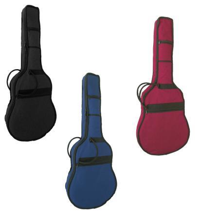 Gitarrentasche 4/4 gepolstert 10mm