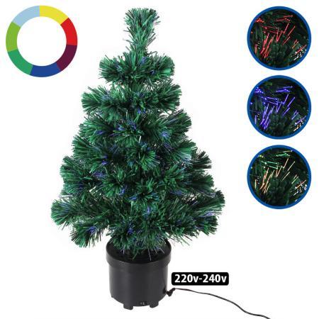 Weihnachtsbaum Christbaum mit Lichteffekte