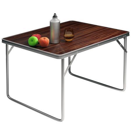 Alu Tisch Campingtisch 80 x 60 x 70 cm