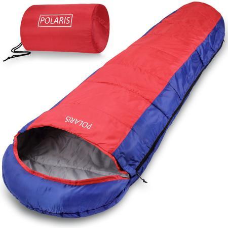 Polaris Schlafsack Mumienschlafsack 210x75cm