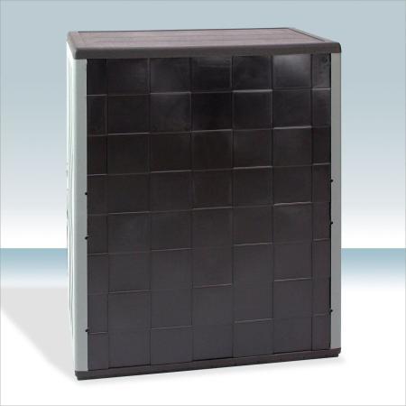 kunststoffschrank f r feuchtr ume. Black Bedroom Furniture Sets. Home Design Ideas