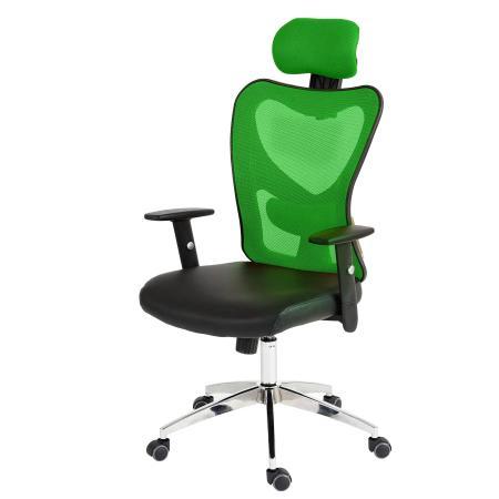 profi b rostuhl atlanta bis 150kg gr n. Black Bedroom Furniture Sets. Home Design Ideas