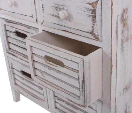 shabby chic kommode vintage weiss. Black Bedroom Furniture Sets. Home Design Ideas