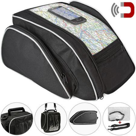 tankrucksack magnet motorrad motorradtasche tanktasche. Black Bedroom Furniture Sets. Home Design Ideas