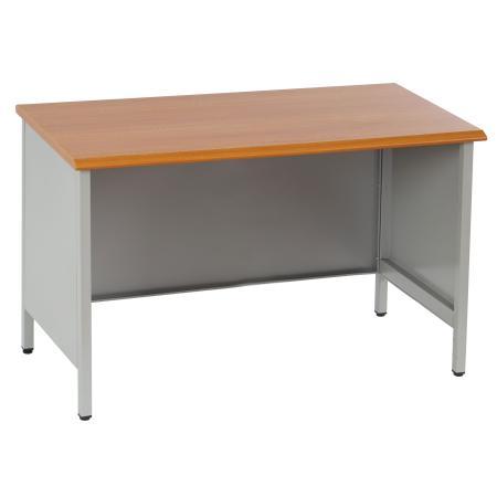 metall schreibtisch boston 75x120x60cm. Black Bedroom Furniture Sets. Home Design Ideas