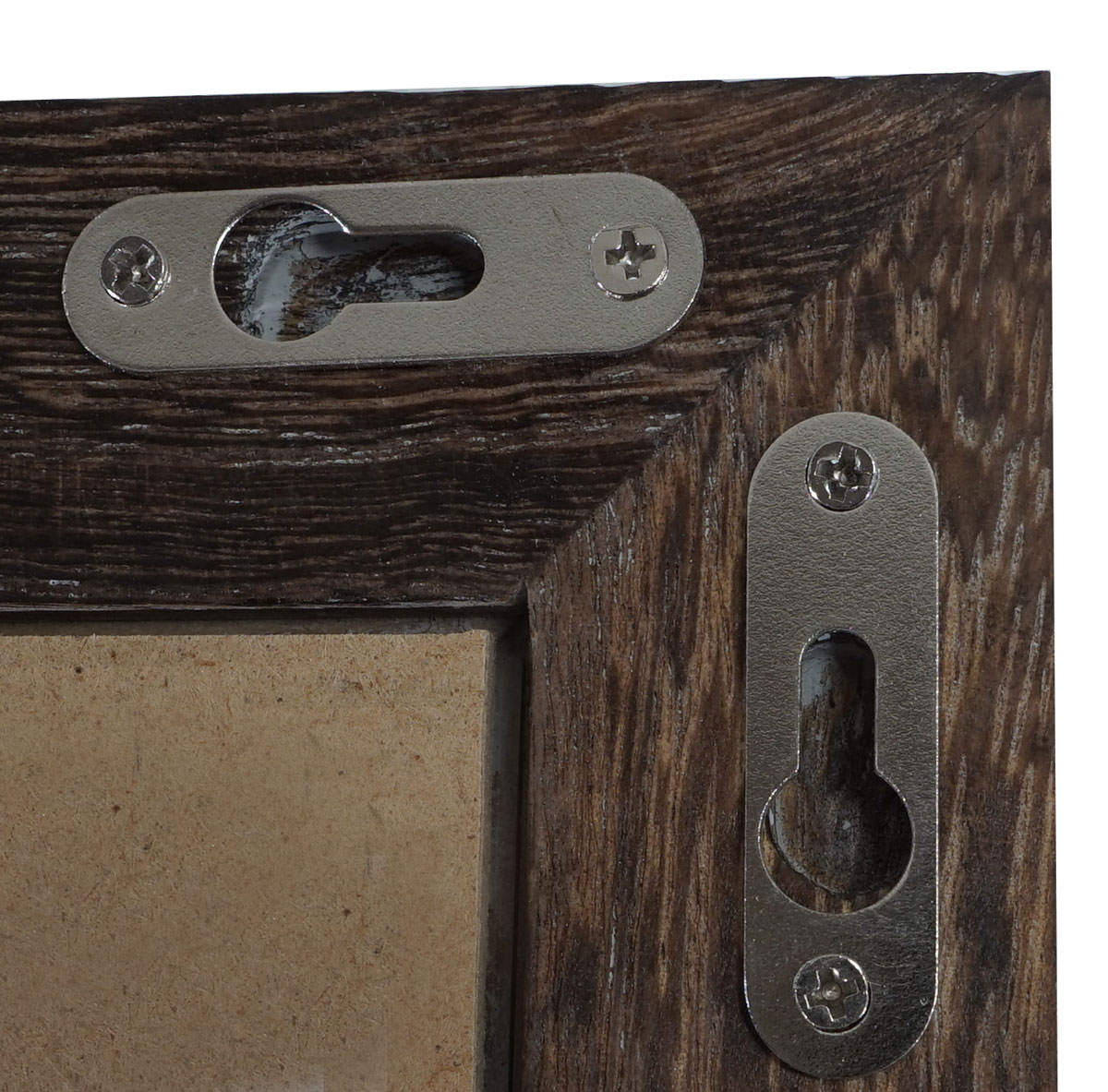 shabby chic bilderrahmen t248 fotorahmen holzrahmen 36x51cm braun. Black Bedroom Furniture Sets. Home Design Ideas