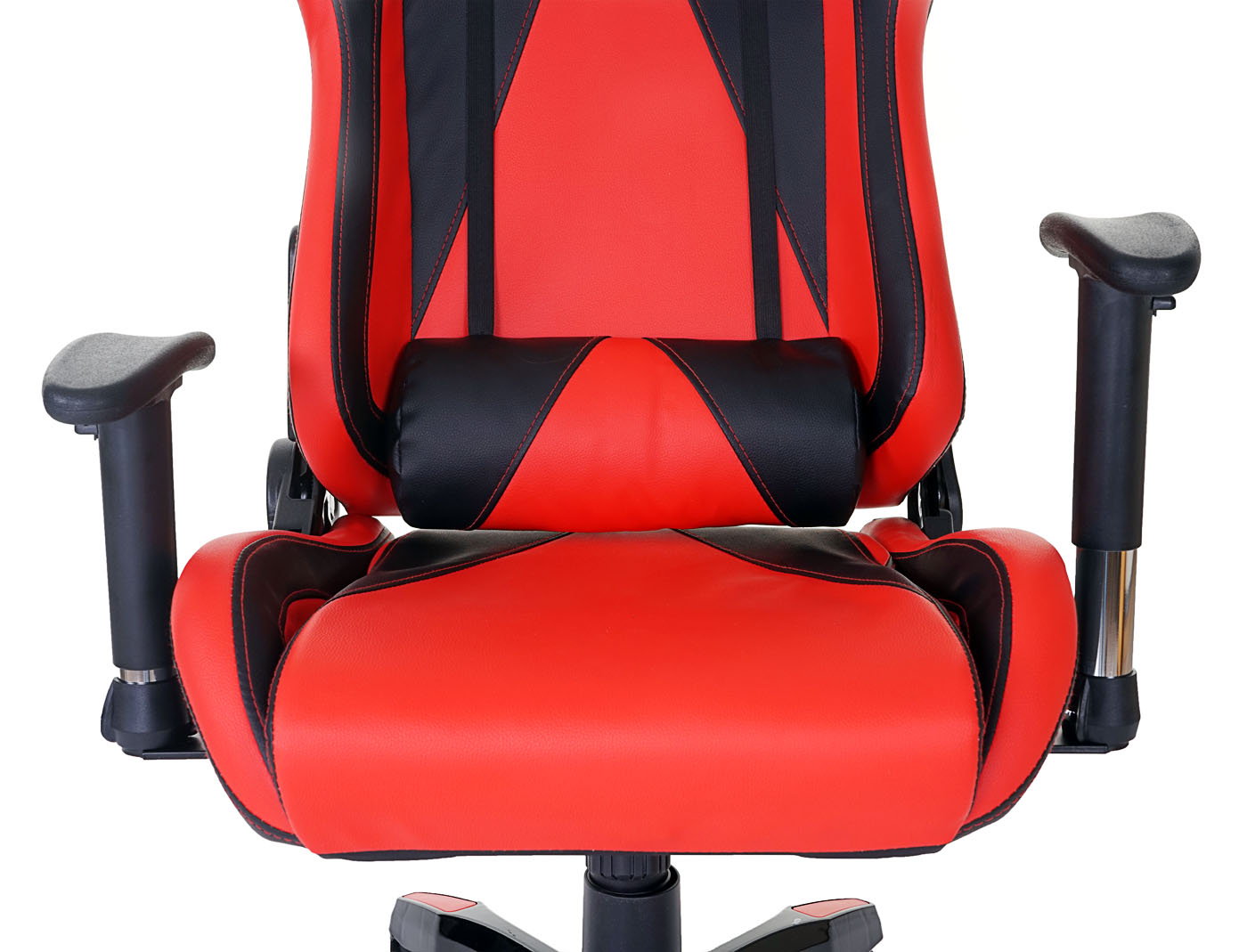 profi b rostuhl racing t682 xxl 150kg belastbar kunstleder rot. Black Bedroom Furniture Sets. Home Design Ideas