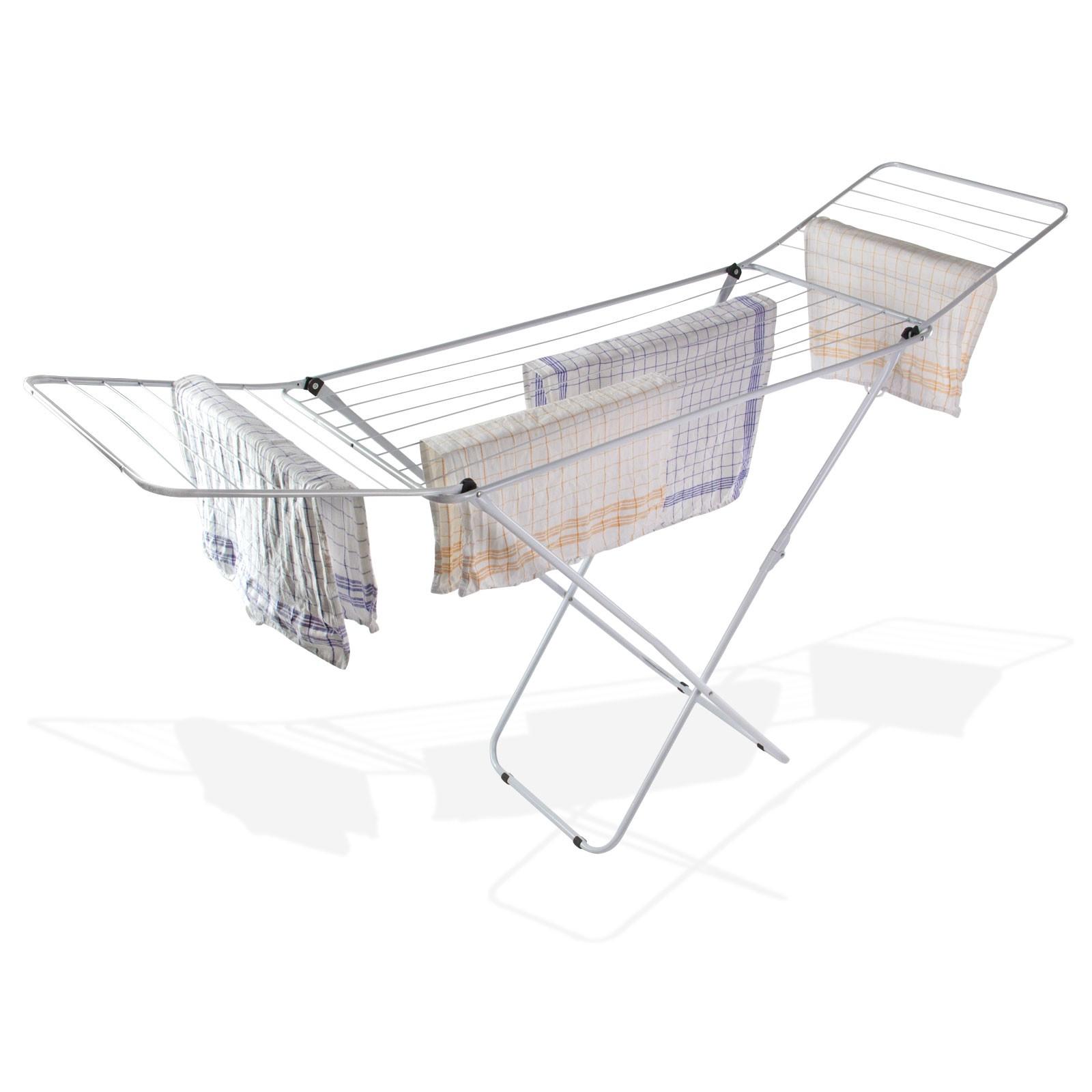 Wäscheständer mit zwei Flügel - jamb.ch