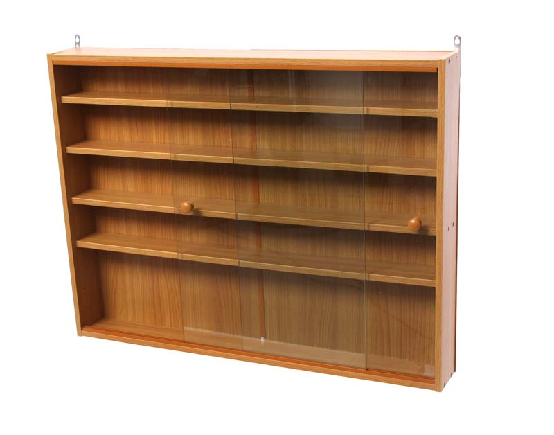 sammlervitrine vitrine 60x80x9cm mit 2 glasschiebet ren. Black Bedroom Furniture Sets. Home Design Ideas