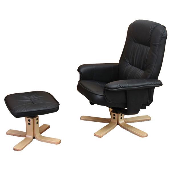 fernsehsessel mit hocker schwarz. Black Bedroom Furniture Sets. Home Design Ideas