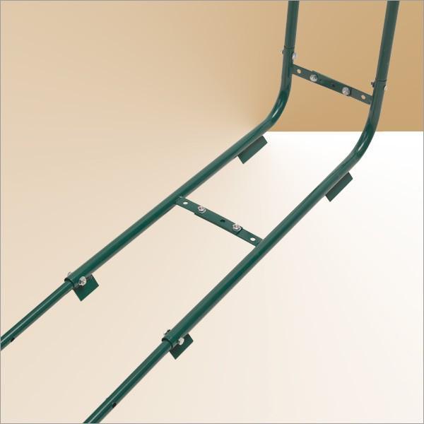 brennholz stapelhilfe zur ordentlichen aufbwahrung von. Black Bedroom Furniture Sets. Home Design Ideas